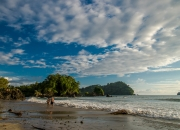 Strand Manuel Antonio Nationalpark