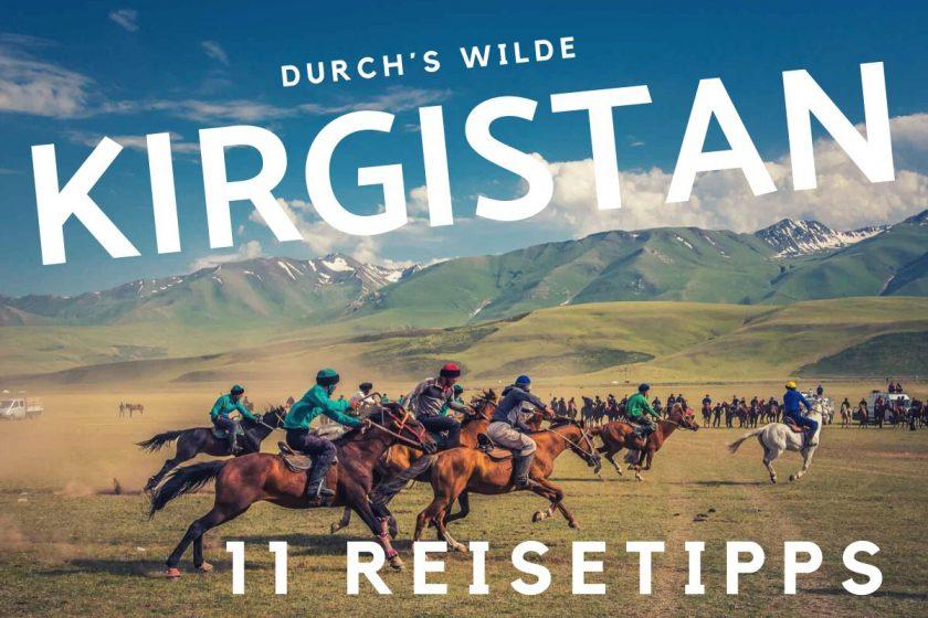 Kirgistan Titel