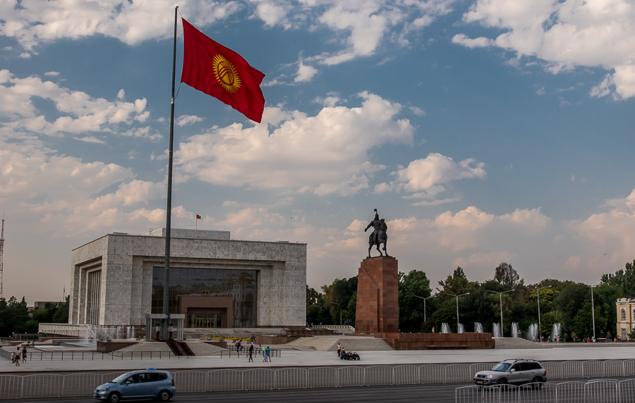 Bischkek, Kirgistan