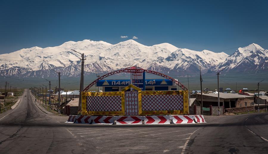 Sary Tasch, Kirgistan