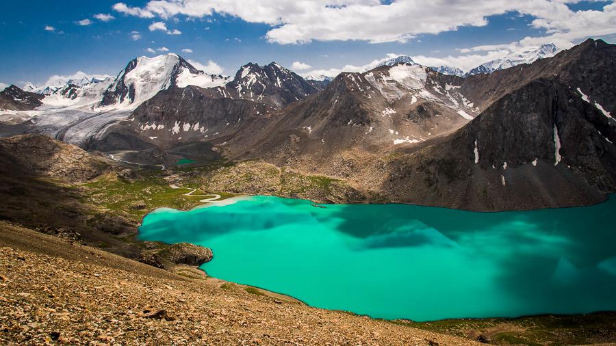 Ala Kul Trek, Kirgistan