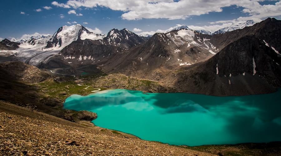 Ala Kul See, Kirgistan