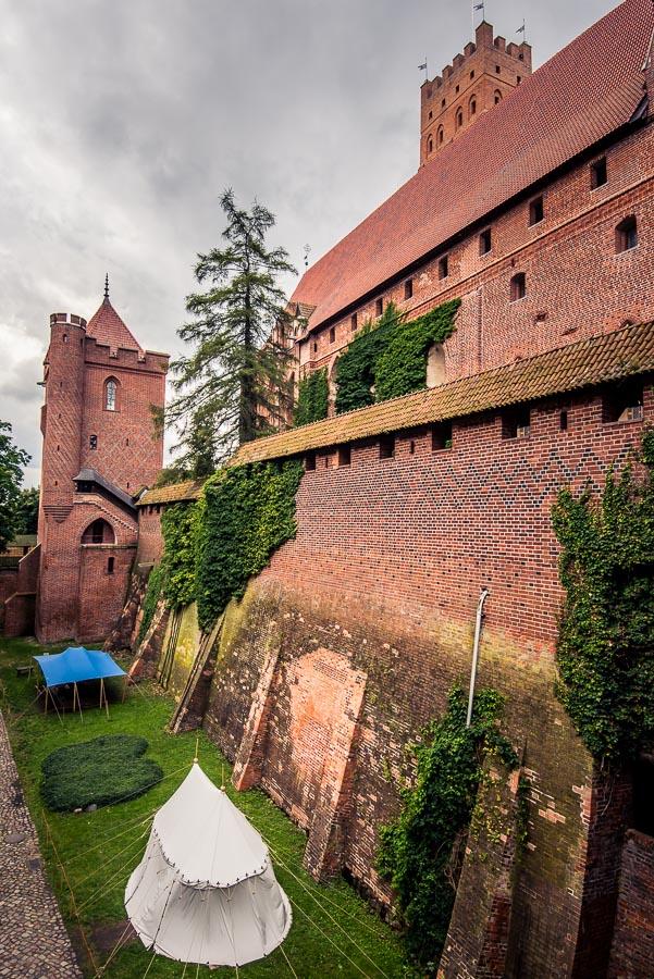 Marienburg, Polen, Hochschloß