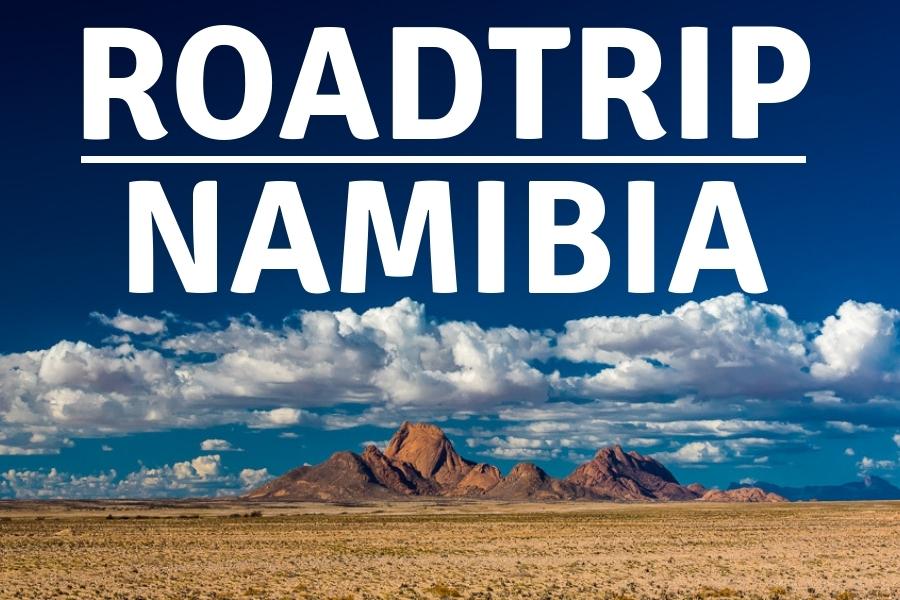 Namibia Roadtrip Spitzkoppe